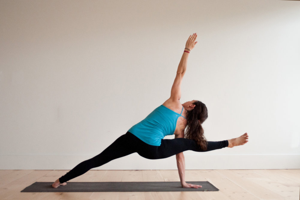 Difference Between Vinyasa and Ashtanga yoga