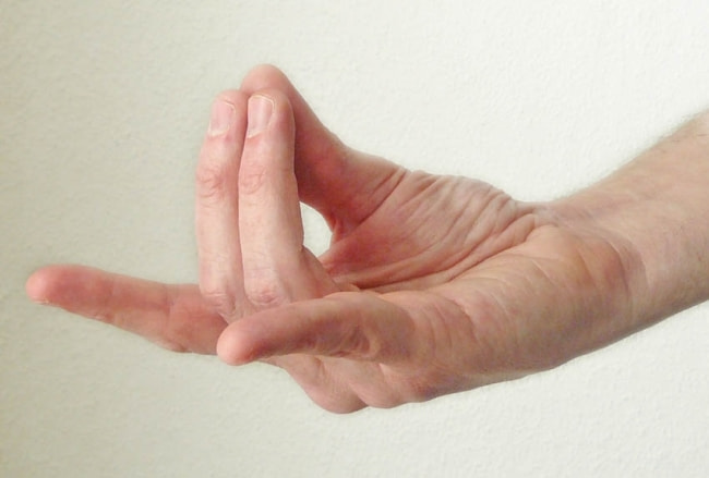 Yoga Mudras For High Blood Pressure Akshi Yogashala